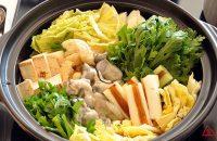 かき味噌鍋